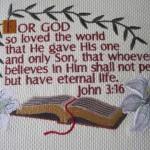 For God