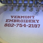 Vermont Embroidery